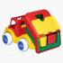 Picture of Camion cu forme si 2 figurine - Jumbo