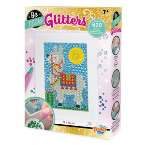 Picture of Glitters - Lama