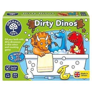Picture of Joc educativ Dinozauri Murdari DIRTY DINOS