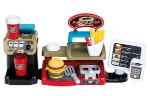 Picture of Burger shop