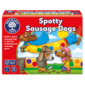 Picture of Joc educativ Cateii Patati SPOTTY SAUSAGE DOGS