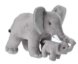 Picture of Mama si Puiul - Elefant