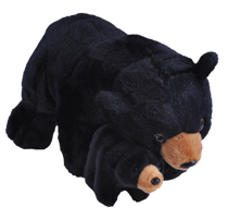 Imaginea Mama si Puiul - Urs Negru