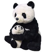 Imaginea Mama si Puiul - Urs Panda
