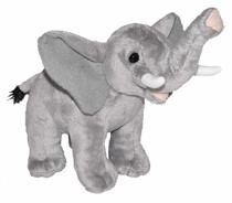 Imaginea Elefant - Jucarie Plus Wild Republic cu Sunet