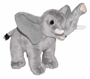 Picture of Elefant - Jucarie Plus Wild Republic cu Sunet