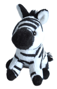 Picture of Zebra - Jucarie Plus Wild Republic 13 cm